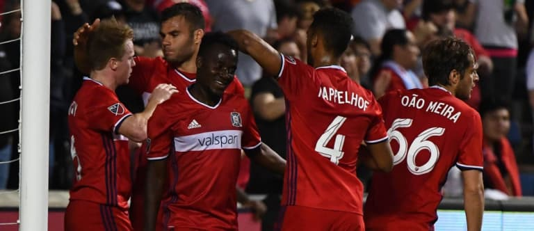 """Confidence surging, Chicago Fire believe they can """"do some damage"""" in MLS - https://league-mp7static.mlsdigital.net/styles/image_landscape/s3/images/FIreceleb74.jpg"""
