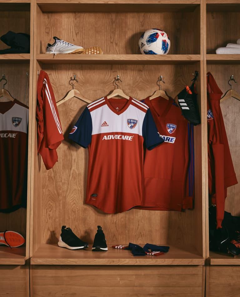FC Dallas unveil new primary jersey for 2018 season - https://league-mp7static.mlsdigital.net/images/fcd-jersey-locker.jpg