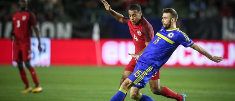 Tyler Adams seizes the challenge of an unfamiliar attacking role for US - https://league-mp7static.mlsdigital.net/styles/image_landscape/s3/images/01282018_SHC_USAvsBIH_GA_0029.JPG
