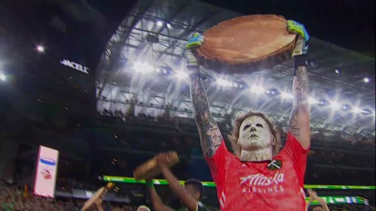 Portland's Steve Clark breaks out scary mask once again to celebrate win - https://league-mp7static.mlsdigital.net/images/MLS%20Soccer%20-%20LA%20Galaxy%20at%20Portland%20Timbers%20-%2012_54_16%20AM%20(1).jpg