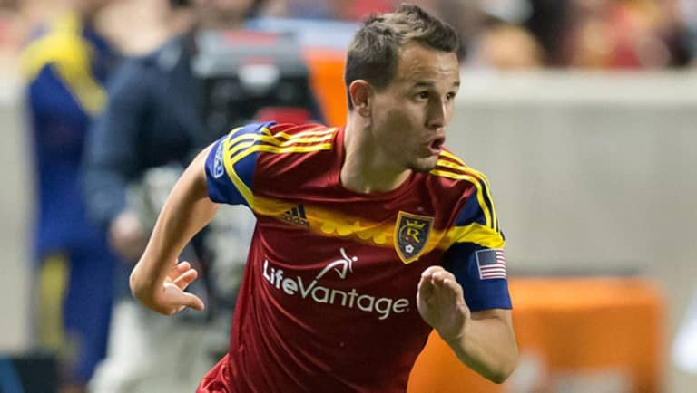 """New faces, a new formation and a new era at Real Salt Lake: """"I really feel like it's a new chapter"""" -"""