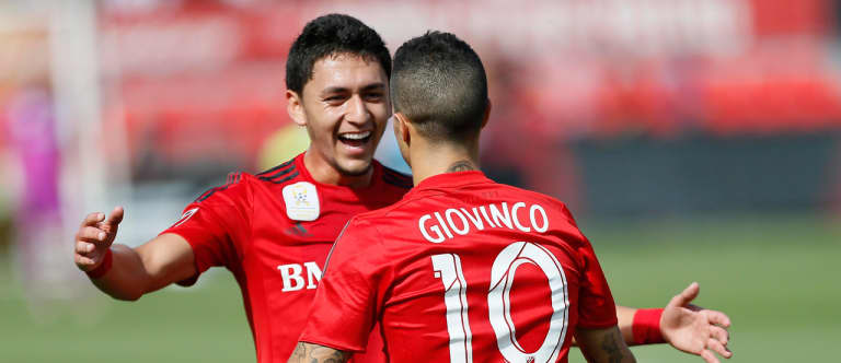 From Sun to Snow: Marky Delgado manages uncertainty to play a major role for Toronto FC - https://league-mp7static.mlsdigital.net/images/Delgado-Giovinco.jpg