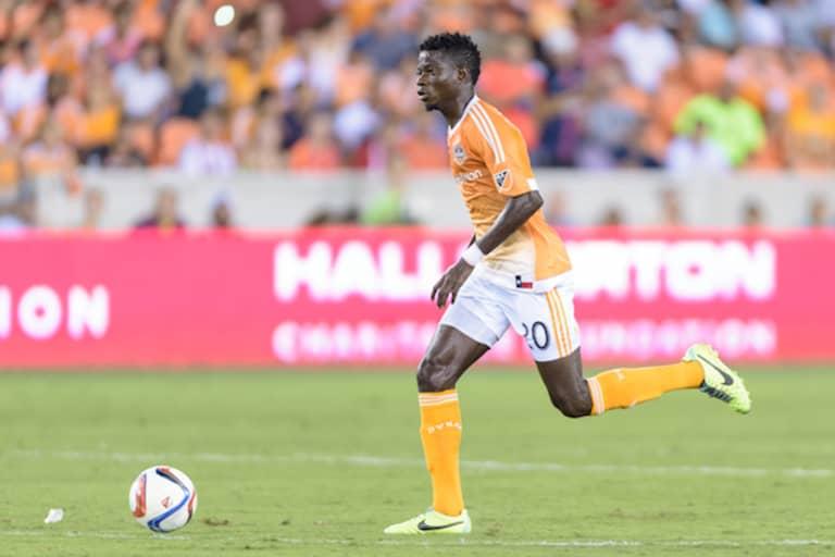 From Nigeria Premier League to Houston Dynamo, Rasheed Olabiyi makes dream come true -