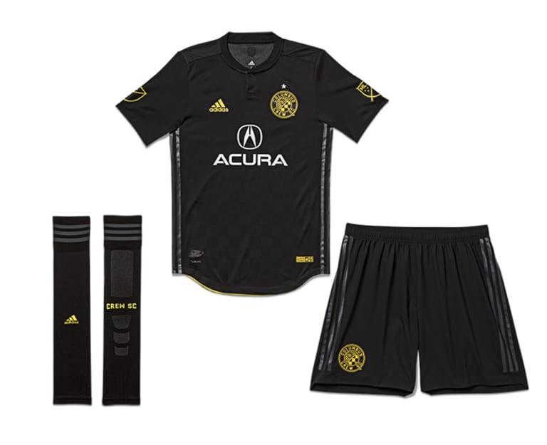 Columbus Crew SC reveal black secondary jersey ahead of 2018 season - https://league-mp7static.mlsdigital.net/images/01042017_CrewSCkit_0.jpg