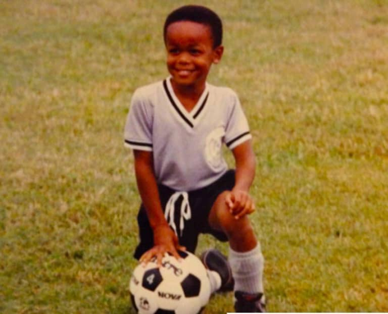 Ricardo Clark's journey from youth prospect to youth development with Vancouver Whitecaps FC | Charles Boehm - https://league-mp7static.mlsdigital.net/images/Rico%20Clark%20childhood%20soccer.jpg