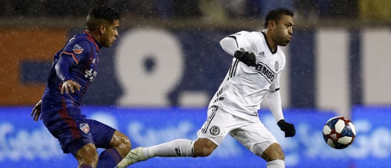 Marco Fabian unhappy with uneven start in Philly, but Union preach patience - https://league-mp7static.mlsdigital.net/styles/image_landscape/s3/images/USATSI_12447115.jpg