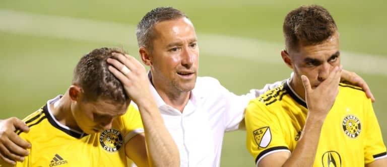 "Columbus Crew SC coach Caleb Porter: Team with ""best spirit, energy, relationships"" will win MLS is Back Tournament - https://league-mp7static.mlsdigital.net/images/Porter%20(2).jpg?uyz0IXGQrpwRPDMU_6glfOi.2lxiEedr"