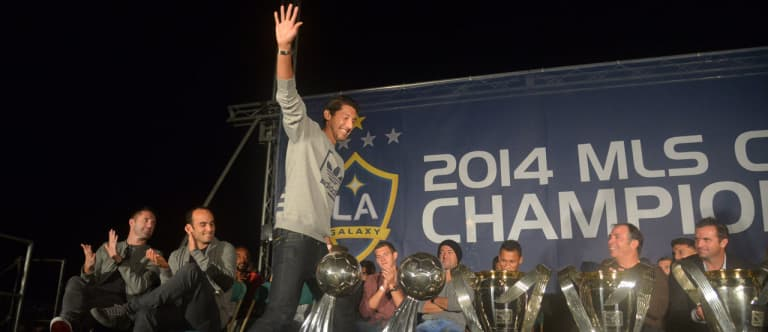"""LA Galaxy president Chris Klein on roster shuffle: """"It will all come into focus very clearly"""" - Omar Gonzalez"""