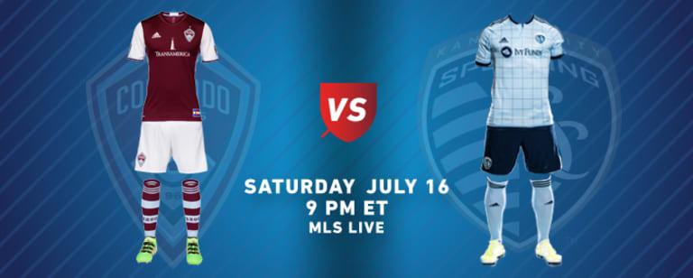 MLS team kits: Week 19 (July 15-17, 2016) - https://league-mp7static.mlsdigital.net/images/2016-07-16-COL-SKC-KITS.jpg