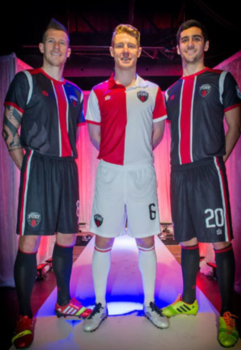 Building the Soccer Pyramid: Ottawa Fury embrace first NASL season, hope to feed CanMNT -