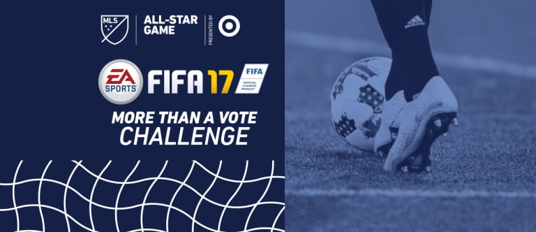 Vote for the 2017 MLS All-Star Game Fan XI presented by Target -