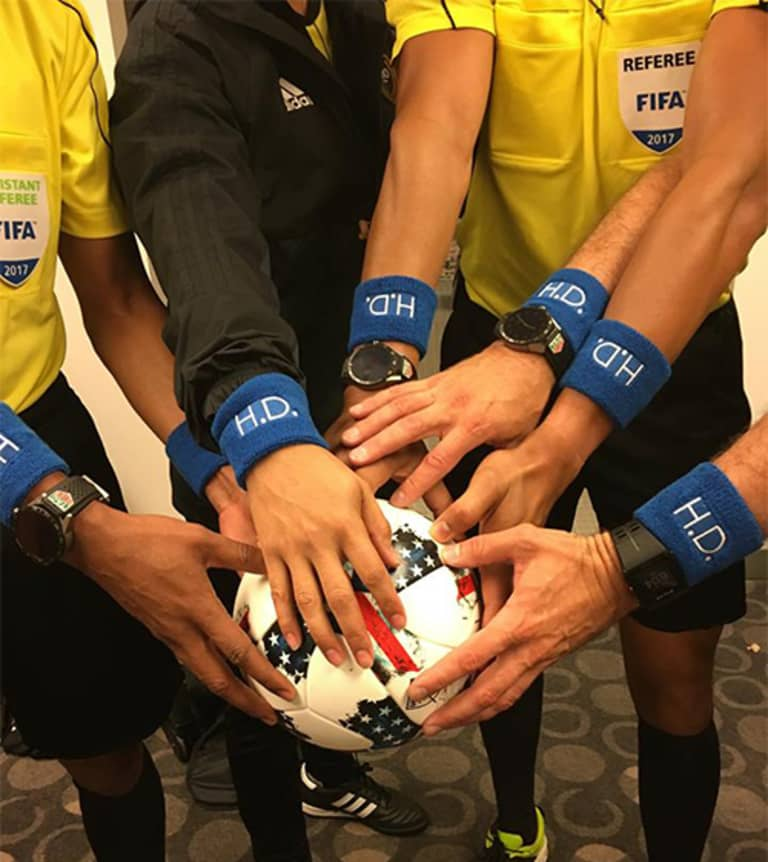 Soccer community rallies behind Terry Vaughn's battle with Huntington's - https://league-mp7static.mlsdigital.net/images/wristband(FORMATTED).jpg