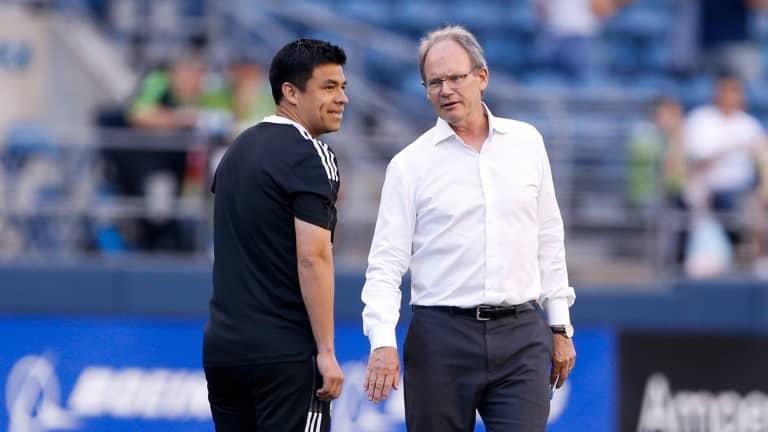 Gonzalo Pineda and Brian Schmetzer