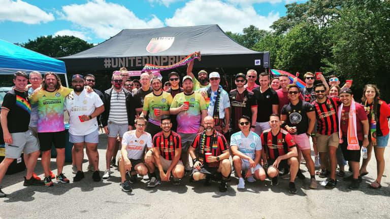 All Stripes – Atlanta United