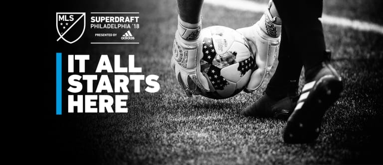 2018 MLS Combine to head to Orlando; SuperDraft to return to Philadelphia -