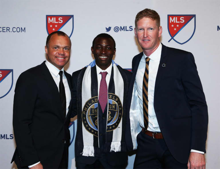 Earnie Stewart brings Moneyball to Philadelphia as the Union aim to punch above their weight | THE WORD - https://league-mp7static.mlsdigital.net/images/Earnie-and-Yaro.jpg