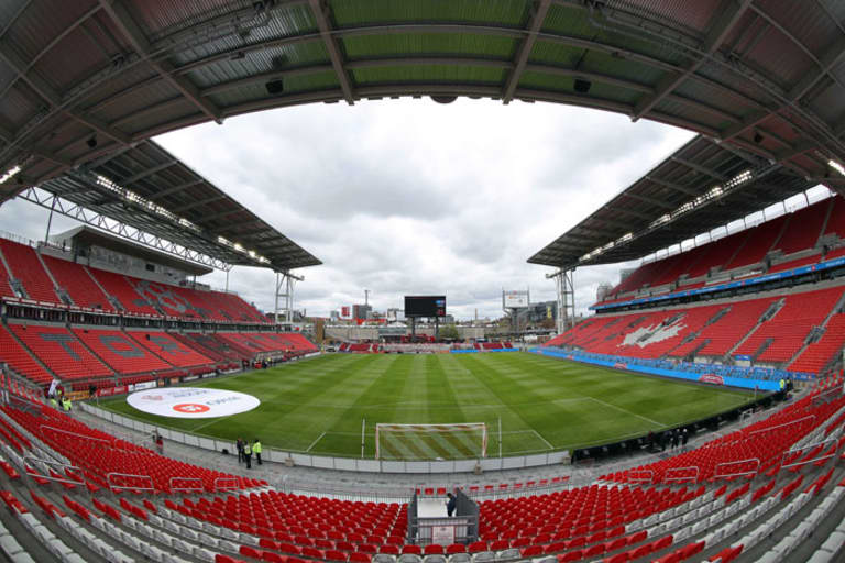 BMO Field 101: Toronto FC's stadium set to host MLS Cup after facelift -