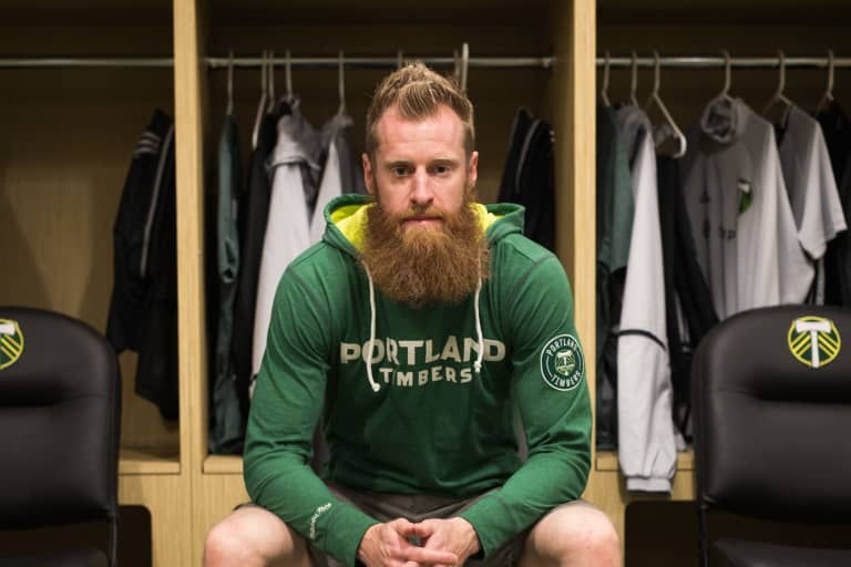 What does Nat Borchers listen to? Here's a glimpse on Spotify  - https://league-mp7static.mlsdigital.net/images/Nat-2.jpg?null