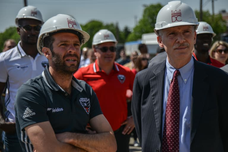 """DC United: """"Reality sets in"""" as stadium project moves closer to fruition - Ben Olsen"""