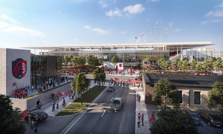 St. Louis City unveil new renderings of state-of-the-art stadium ahead of 2023 MLS debut  - https://league-mp7static.mlsdigital.net/images/STLStreet%20View.jpg?A1_mmdvyqmUWAFKYMR9aOLuFrl2xse1B