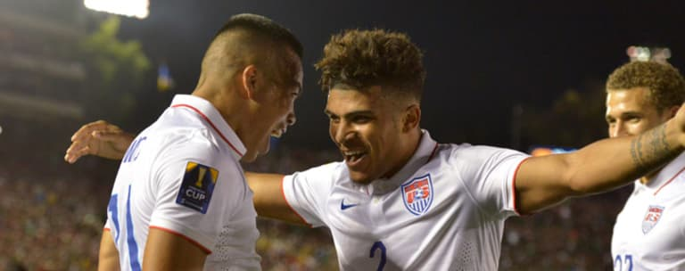 After historic year, Bobby Wood ready to seize opportunity at Copa America - Bobby Wood