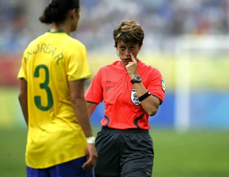 Referee Week: Road to the professional ranks a long one for aspiring referees -