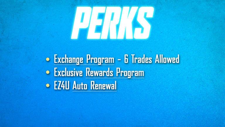 STM Perks