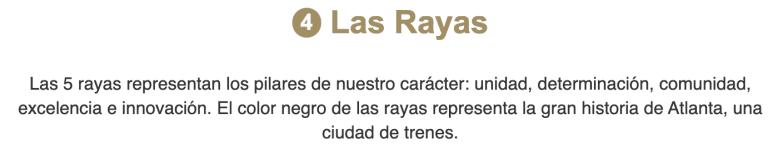 4. Las Rayas