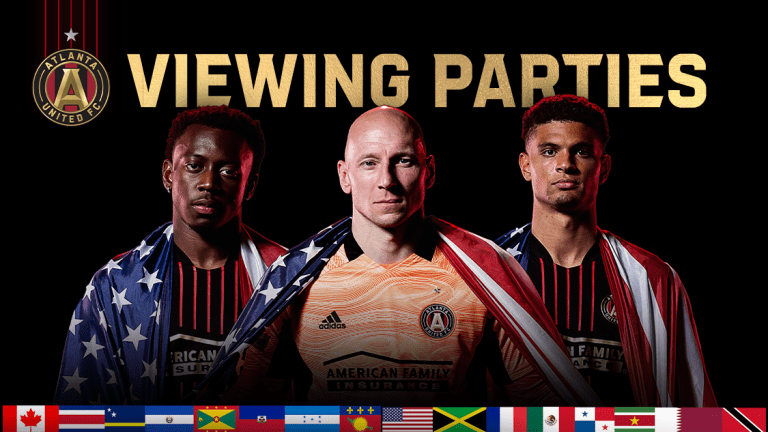 2021 Gold Cup Viewing Party