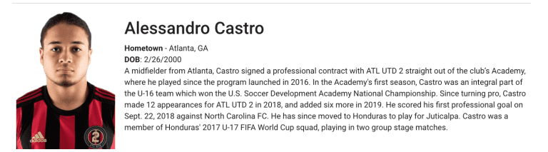 Castro-Homegrown