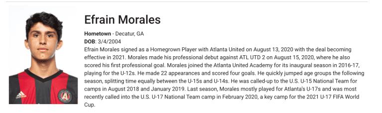 Morales-Homegrown