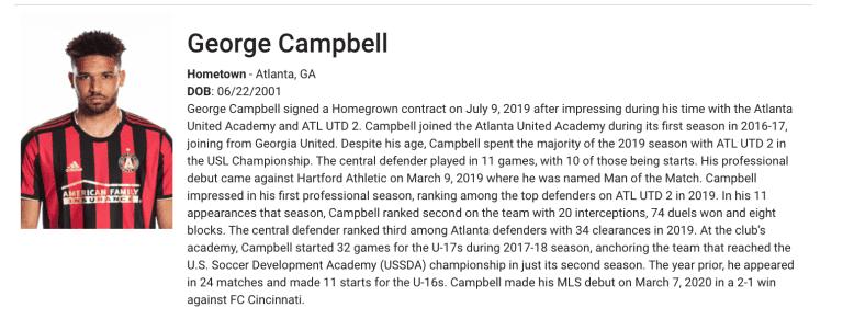 Campbell-Homegrown