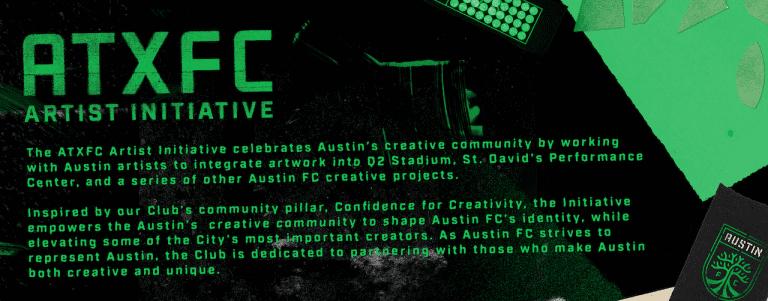 ATXFC Artist's Initiative  -
