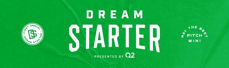Dream Starter Header