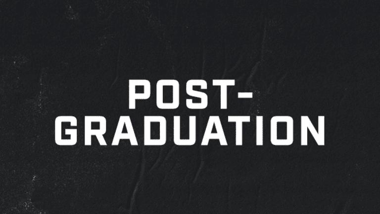 Post-Graduation 2