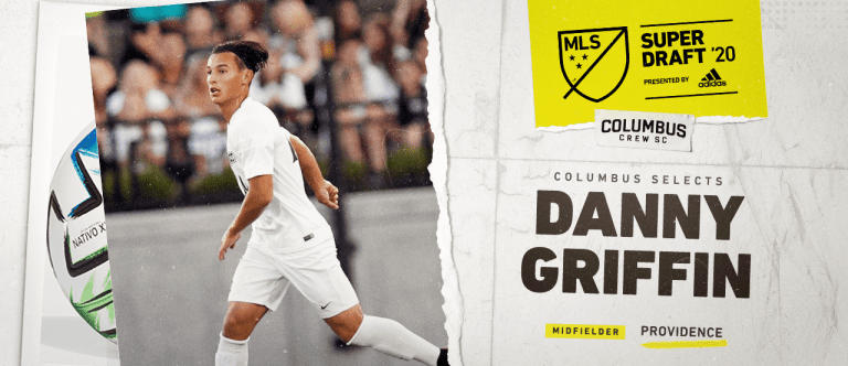 SUPERDRAFT | Columbus Crew SC selects three players in opening rounds of 2020 MLS SuperDraft -