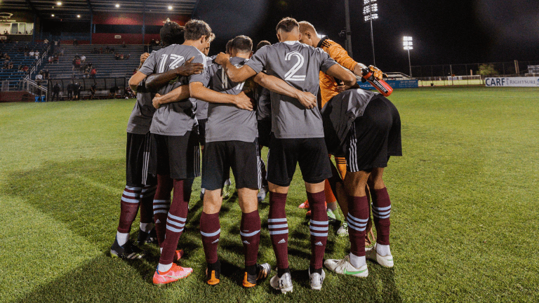 Play by Play: Rapids Finish Preseason Strong With 1-0 Win Over Phoenix -