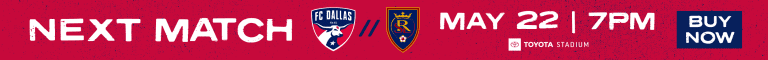 HOW TO WATCH: FC Dallas vs. Real Salt Lake | 5.22.21 -