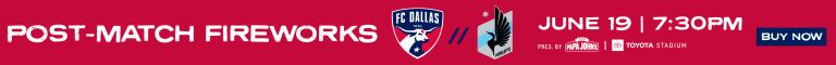 FC Dallas' Ryan Hollingshead Named to MLS Team of the Week for Week 6 -
