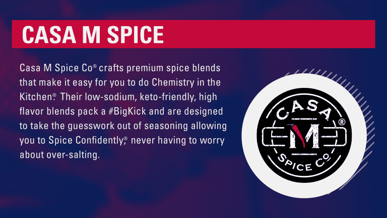 Updated Casa M Spice - DL3