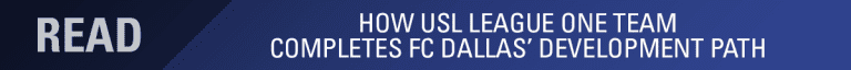 FC Dallas-Owned Club Joins USL League One As Founding Member -