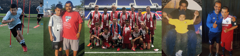 FC Dallas Special Olympics Unified Team, supported by Globe Life, Goes Far More than What Meets the Eye -
