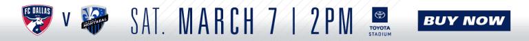 SET THE STAGE: FC Dallas vs. Montreal Impact   3.7.2020 -
