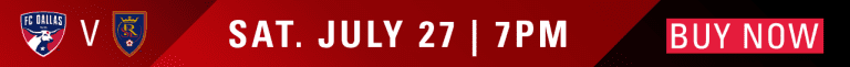 LINEUP NOTES, pres. by UnitedHealthCare: FC Dallas at Sporting Kansas City   7.20.19 -