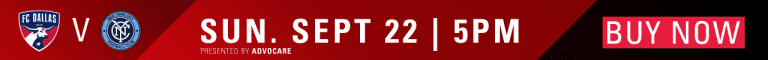 LINEUP NOTES, pres. by UnitedHealthCare: FC Dallas vs. Chicago Fire | 9.14.19 -