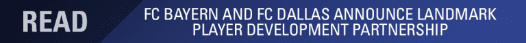 FC Dallas Completes Transfer of Homegrown Defender Chris Richards to FC Bayern Munich -