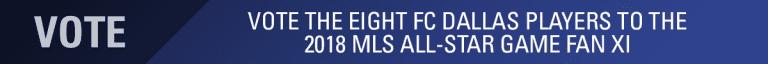 ALL-STAR: Five Reasons to Vote for FC Dallas midfielder Kellyn Acosta -