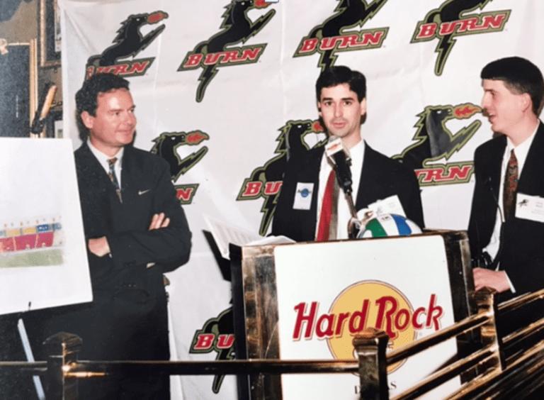 April 14, 1996: The Dallas Burn and Jason Kreis Make Their MLS Debuts   Part 1 -