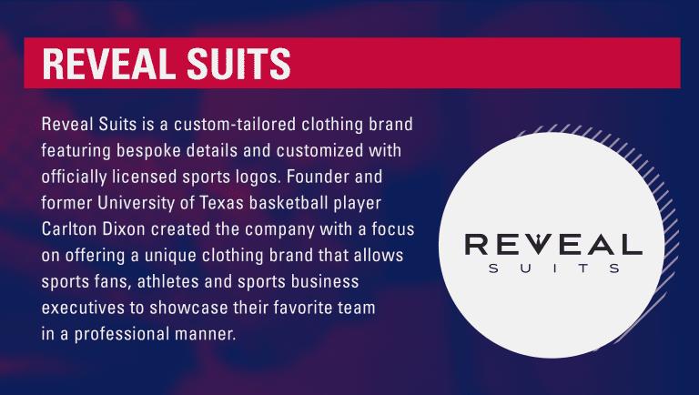 Reveal Suits - DL3