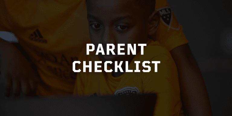 SSAH Checklist